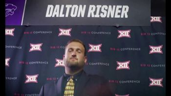 Big 12 Conference TV Spot, 'Dalton Risner' - Thumbnail 4