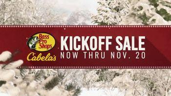 Bass Pro Shops Kickoff Sale TV Spot, 'Dehydrators, Smokers & Turkey Fryers' - Thumbnail 4
