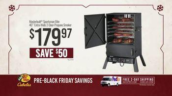 Bass Pro Shops Kickoff Sale TV Spot, 'Dehydrators, Smokers & Turkey Fryers' - Thumbnail 6