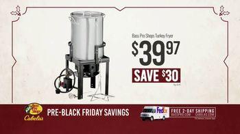 Bass Pro Shops Kickoff Sale TV Spot, 'Dehydrators, Smokers & Turkey Fryers' - Thumbnail 7