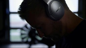 Bose Noise Cancelling TV Spot, 'The Game Plan' Featuring Sean McVay - 5 commercial airings