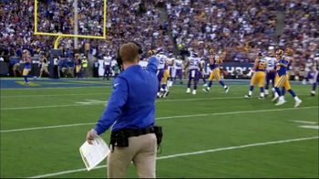 Bose Noise Cancelling TV Spot, 'The Game Plan' Featuring Sean McVay - Thumbnail 9