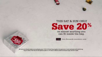 ACE Hardware Bag Sale TV Spot, 'Right Around the Corner' - Thumbnail 6