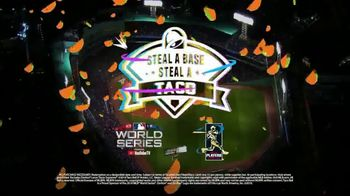 Taco Bell Steal a Base, Steal a Taco TV Spot, '2018 World Series: Mookie Betts' - Thumbnail 10