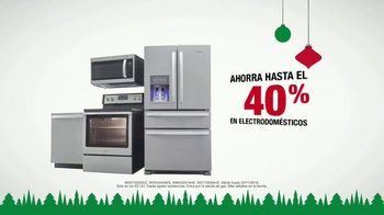 The Home Depot Black Friday Savings TV Spot, 'Juego de cocina Whirlpool' [Spanish] - Thumbnail 8