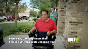 Disabled American Veterans TV Spot, 'Lifetime Support' Featuring Brantley Gilbert - Thumbnail 5