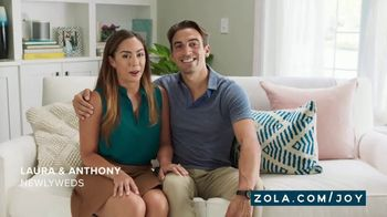 Zola TV Spot, 'All the Gifts We Wanted' - 487 commercial airings