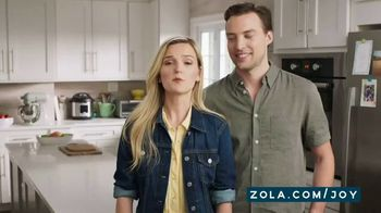 Zola TV Spot, 'All the Gifts We Wanted' - Thumbnail 1
