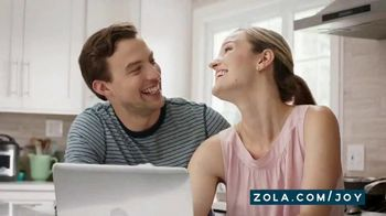Zola TV Spot, 'All the Gifts We Wanted' - Thumbnail 10