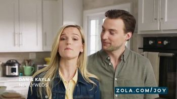 Zola TV Spot, 'All the Gifts We Wanted' - Thumbnail 2