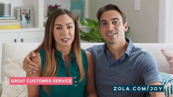 Zola TV Spot, 'All the Gifts We Wanted' - Thumbnail 8