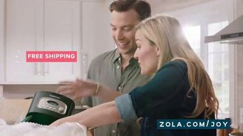 Zola TV Spot, 'All the Gifts We Wanted' - Thumbnail 9