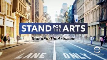 Stand for the Arts TV Spot, 'Steve Cas' - Thumbnail 9