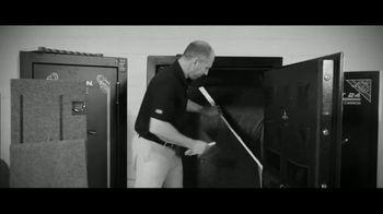 SecureIt TRUE Gun Safe TV Spot, 'Stop Thieves and Fire'