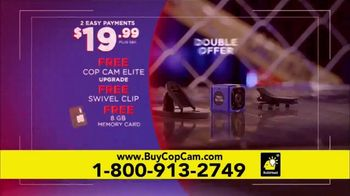 Cop Cam Elite TV Spot, 'Clip On. Lock Down. Record' - Thumbnail 9