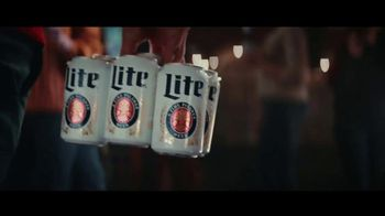 Miller Lite TV Spot, 'Snow'