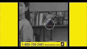 Cop Cam TV Spot, 'Motion Activated Security Camera' - Thumbnail 2