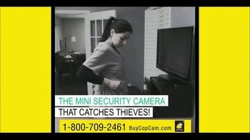 Cop Cam TV Spot, 'Motion Activated Security Camera'