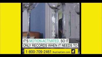 Cop Cam TV Spot, 'Motion Activated Security Camera' - Thumbnail 4