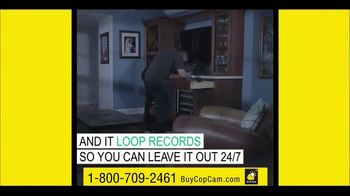 Cop Cam TV Spot, 'Motion Activated Security Camera' - Thumbnail 5
