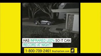 Cop Cam TV Spot, 'Motion Activated Security Camera' - Thumbnail 6