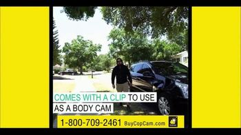 Cop Cam TV Spot, 'Motion Activated Security Camera' - Thumbnail 7