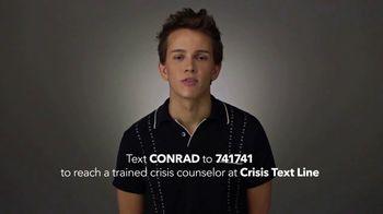 Lifetime TV Spot, 'Crisis Text Line' Featuring Austin P. McKenzie - Thumbnail 6