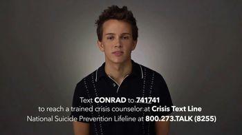 Lifetime TV Spot, 'Crisis Text Line' Featuring Austin P. McKenzie - Thumbnail 8