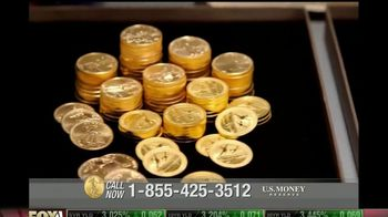 U.S. Money Reserve TV Spot, 'Wealth Insurance' Featuring Chuck Woolery - Thumbnail 4