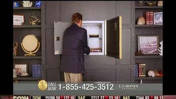 U.S. Money Reserve TV Spot, 'Wealth Insurance' Featuring Chuck Woolery - Thumbnail 6