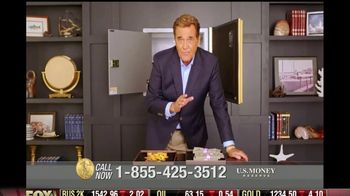 U.S. Money Reserve TV Spot, 'Wealth Insurance' Featuring Chuck Woolery - Thumbnail 7
