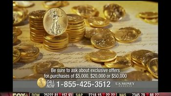 U.S. Money Reserve TV Spot, 'Wealth Insurance' Featuring Chuck Woolery - Thumbnail 9