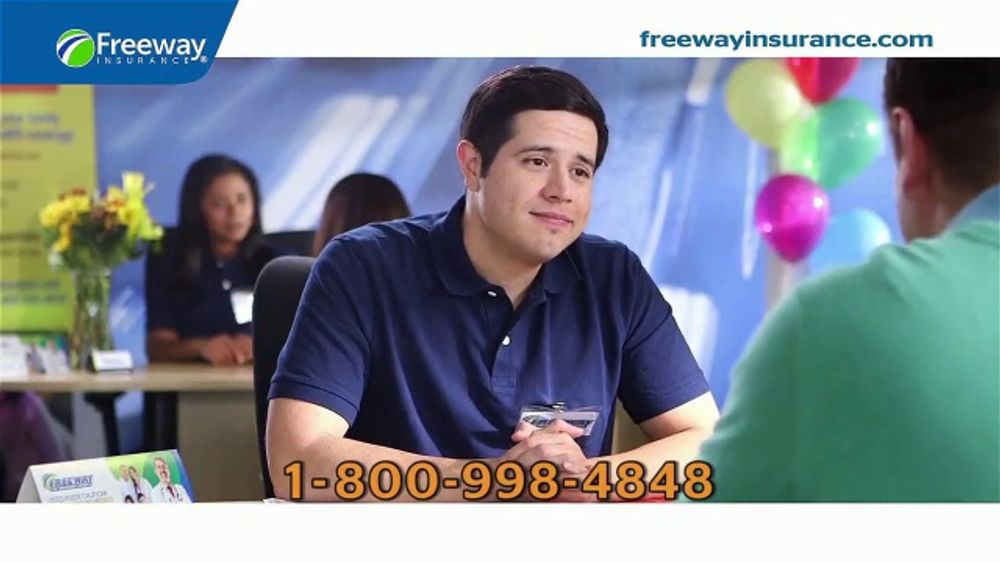 Insure On The Spot Phone Number >> Freeway Insurance Tv Commercial Sin Duda Spanish Video