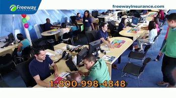 Freeway Insurance TV Spot, 'Sin duda' [Spanish] - Thumbnail 1