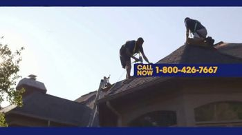 1-800-HANSONS TV Spot, 'Change: 55 Percent off a New Roof' - Thumbnail 4