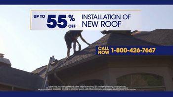 1-800-HANSONS TV Spot, 'Change: 55 Percent off a New Roof' - Thumbnail 5