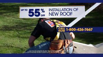 1-800-HANSONS TV Spot, 'Change: 55 Percent off a New Roof' - Thumbnail 6
