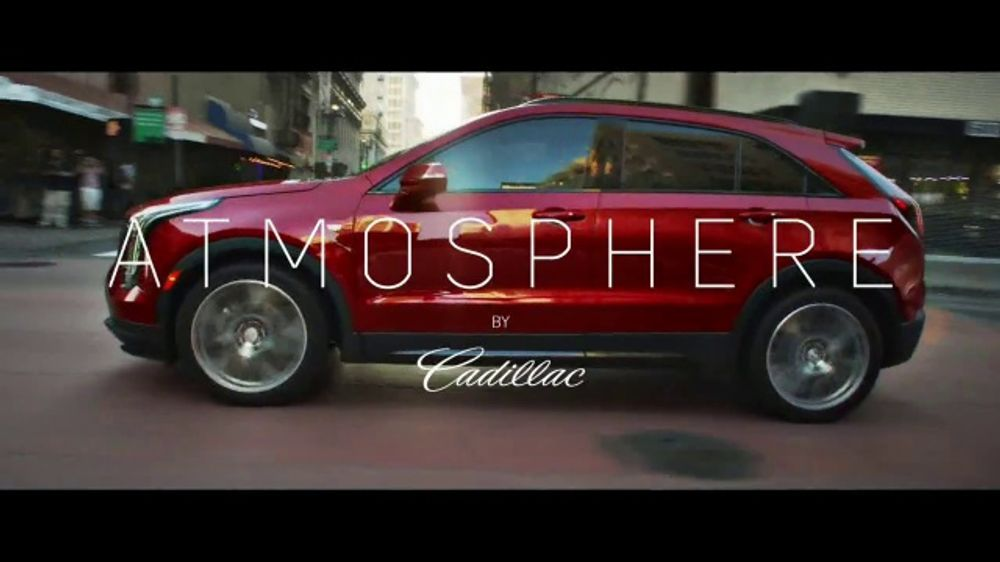 2019 Cadillac Xt4 Tv Commercial Joy Song By Jessie J T1 Ispot Tv