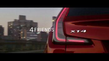 2019 Cadillac XT4 TV Spot, 'Joy' Song by Jessie J [T1] - Thumbnail 9