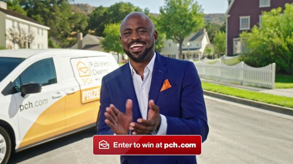 Publishers Clearing House TV Commercial, 'WayneNov18 Hurry' - Video