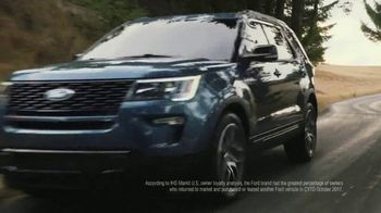 Ford TV Spot, 'Enough Talking: Back to Building' [T1] - Thumbnail 8