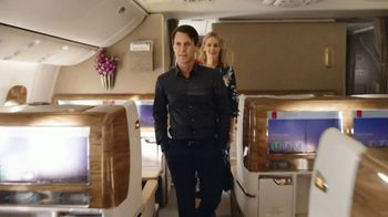 Emirates TV Spot, 'Fly Better With Emirates Inflight Entertainment' - Thumbnail 1