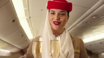 Emirates TV Spot, 'Fly Better With Emirates Inflight Entertainment' - Thumbnail 10