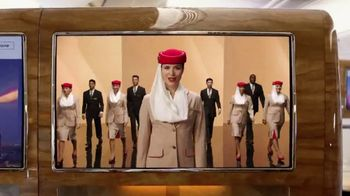 Emirates TV Spot, 'Fly Better With Emirates Inflight Entertainment' - Thumbnail 2