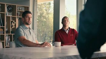 State Farm TV Spot, 'Rogue Candles' Featuring Aaron Rodgers - Thumbnail 4