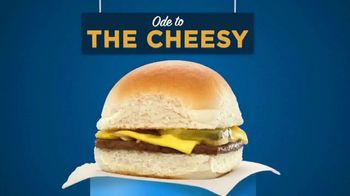 White Castle Cheesy 10-Sack TV Spot, 'Ode to Cheese'