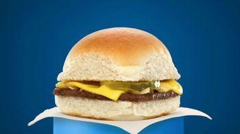 White Castle Cheesy 10-Sack TV Spot, 'Ode to Cheese' - Thumbnail 4