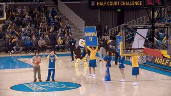 McDonald's $6 Classic Meal Deal TV Spot, 'Half-Court Challenge' - Thumbnail 1