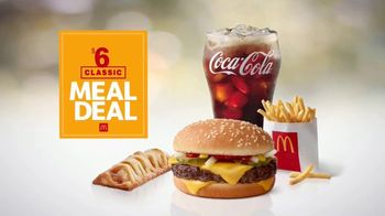 McDonald's $6 Classic Meal Deal TV Spot, 'Half-Court Challenge' - Thumbnail 9