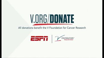 The V Foundation for Cancer Research TV Spot, 'This Close' Song by Gym Class Heroes - Thumbnail 10